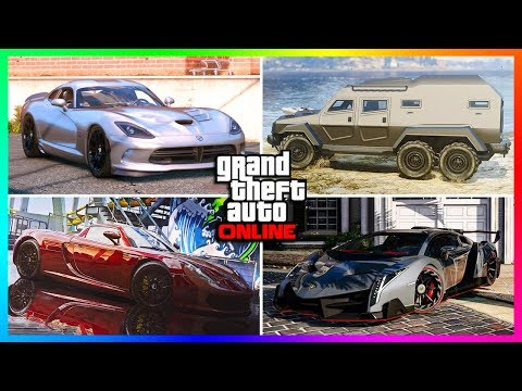 10 Vehicles You Absolutely MUST BUY In GTA Online! (GTA 5 Best Cars & Vehicles)