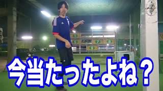 【メッシ・ネイマール】命懸けキックターゲット!!負けたら前髪ぱっつん...