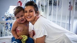 Mother Donates Organs To Save Her Son's Life | BORN DIFFERENT