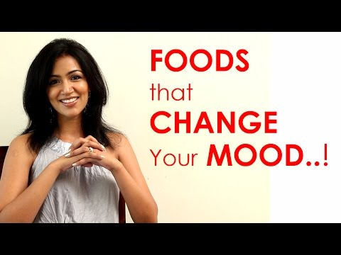 Foods that Change Your Mood!