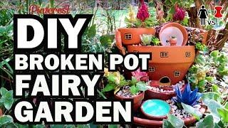 DIY Fairy Garden, Corinne VS Pin