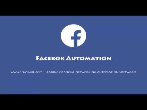Facebook Automation - How to increase Group Members or Facebook Fan?
