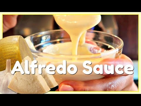 How to make Creamy Alfredo Sauce | EASY RECIPE