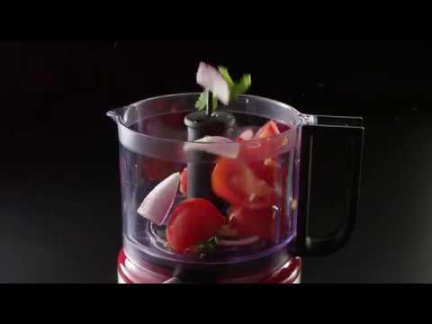 Presenting the KitchenAid® Mini Food Processor | KitchenAid
