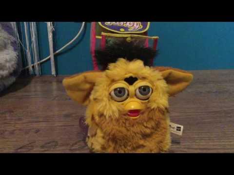 Furby 1998 sleep