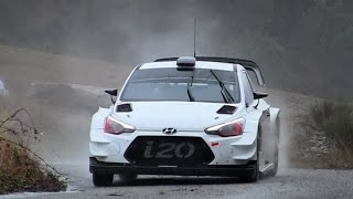 - Test Thierry Neuville Hyundai i20 WRC - MC 2017 - Checkpoint Rallye -