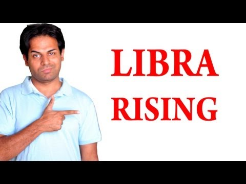 All About Libra Rising Sign & Libra Ascendant In Astrology