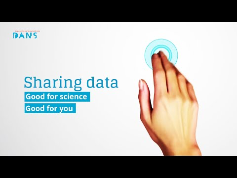 watch Sharing data: good for science, good for you