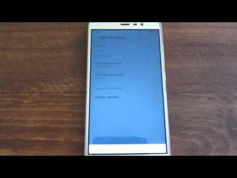 Xiaomi Redmi Note 3 Pro Dual Sim NETWORK SIM problem - How To Fix
