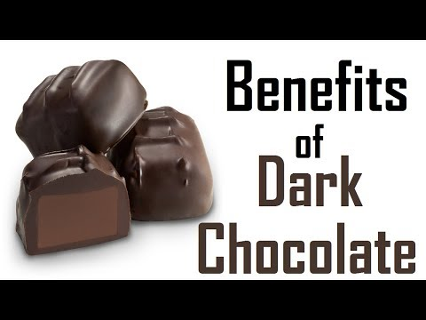 7 Magical Benefits Of Dark Chocolate