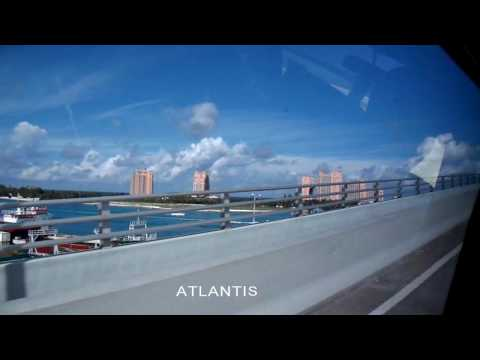 OurTrip Dec2009 Nassau Atlantis Taxi Ride