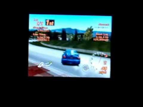 Gran Turismo 2 Gameplay #2 (PSX on PSP)