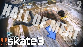 Skate 3: MORE Epic Hall of Meat Challenges!