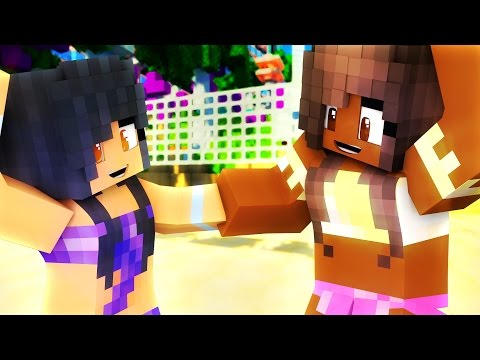 Blast From The Past! | Love~Love Paradise MyStreet [S2:Ep.3 Minecraft Roleplay]