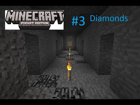 Minecraft PE 0.8.1 survival (Lets Play )
