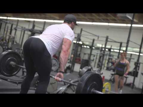 Bradley Martyn | BIG LEG ROUTINE