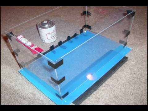 How to make an Acrylic Fish Tank DIY Aquarium Guide