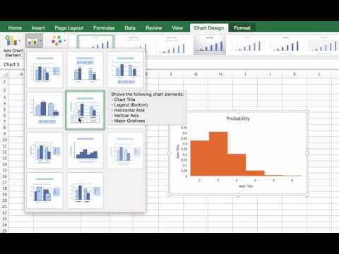 Binomial Distribution Using Excel