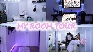 Welcome To The Crib | Room Tour