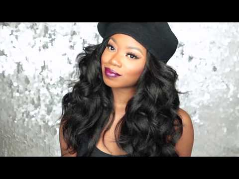 Big Holiday Curls Protective Style - KRSHAIRGROUP Glueless Wig
