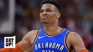 Russell Westbrook shouldn't cross the line with fans – Mike Woodson   Get Up!