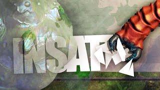 GIANT KILLER BLOB!! - Insatia Gameplay / Insatia Ithch.io game #3