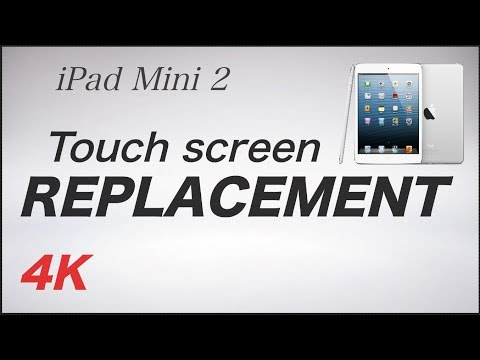 iPad mini 2 Touch screen replacement