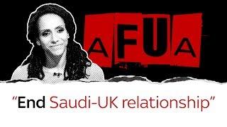 Afua Hirsch on UK