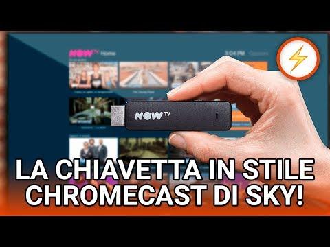 ⚡️NEWS - Now TV: ecco SMART STICK e tante altre novità!