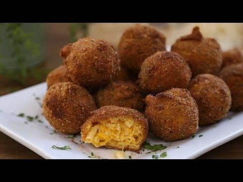 How to Make Fried Mac and Cheese Balls | Pasta Recipes | AllRecipes