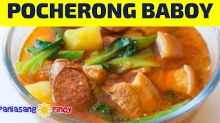 How to Cook Pocherong Baboy and My Philippine Kitchen Tour