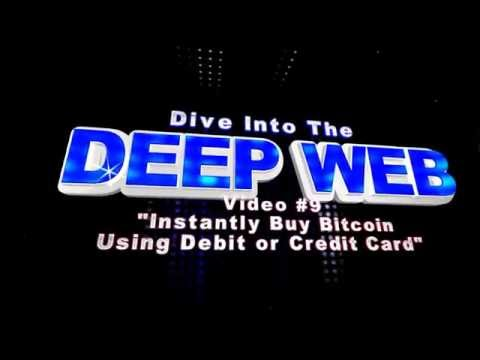 Instantly Buy Bitcoin Using Debit or Credit Card
