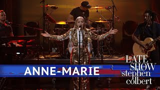 Anne Marie Performs