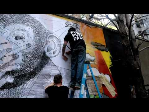 Who is Dirk - Giant Wheat paste!