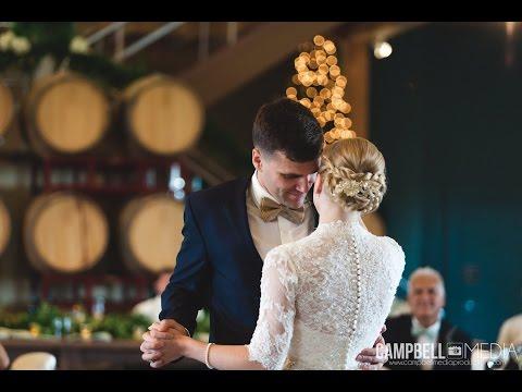 Zach & Kayla // Rustic Ohio Wedding