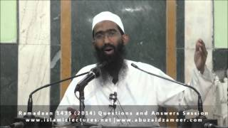 Allaah ne sabse pehle kisko banaya | Abu Zaid Zameer