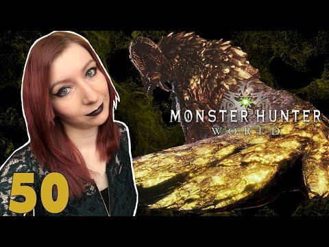 KULVE TAROTH SIEGE WITH VIEWERS! - Monster Hunter: World Gameplay Walkthrough Part 50
