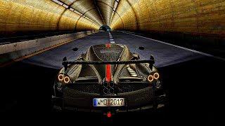 Project CARS 2 - Gameplay Pagani Huayra BC @ California Highway [4K 60FPS ULTRA]