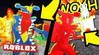 Making My Brick Bronze Team in Pokemon Fighters EX! - PakVim