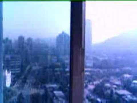 China Air Pollution - Hong Kong