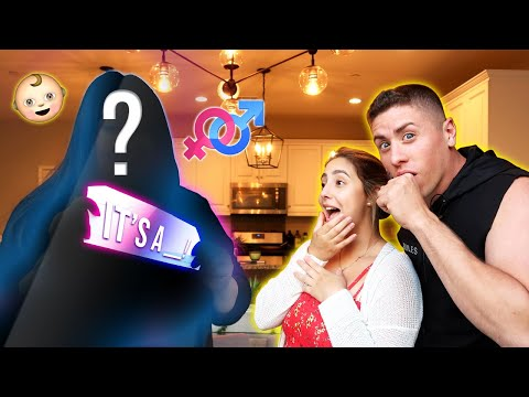 The Gender of Our BABY Has Been REVEALED!!! *+GIVEAWAY*