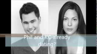 Phil Younghusband and KC Concepcion Already Dating