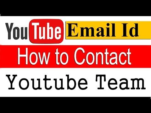 How to contact youtube team without email id | ईमेल आईडी के बिना यूट्यूब टीम से कैसे संपर्क करें