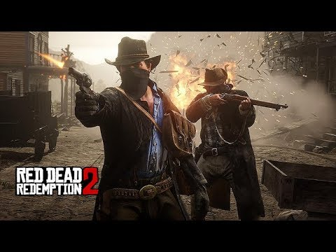 New Screens From Red Dead Redemption 2 (RDR2)