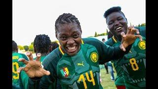 Half Time - FIFA U-17 Women's World Cup ™