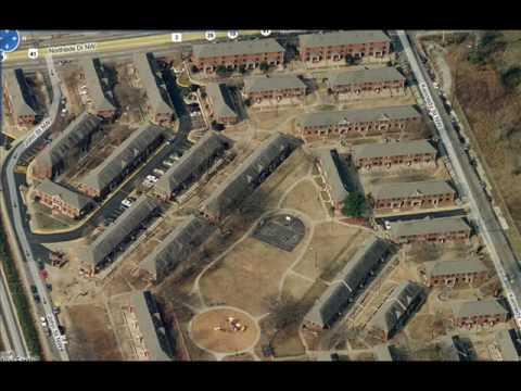 Some of Atlanta's public housing
