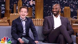 S.I. Kids Reporter Max Bonnstetter Interviews Kobe Bryant