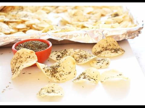 Herb de Provence Potato Chips - Recipe