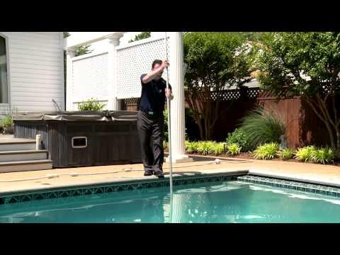 Pressure hose tangling