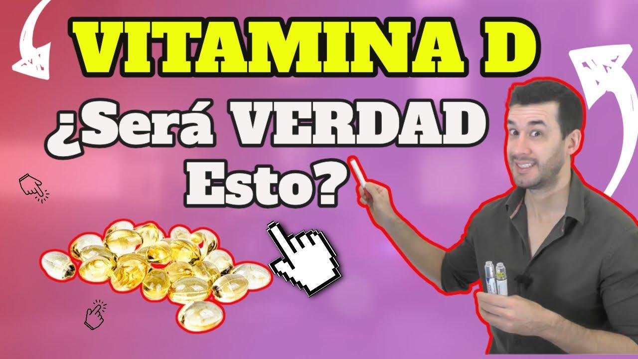 VITAMINA D y COVID: MIRA ESTA NOVEDAD QUE DESCUBRÍ!!